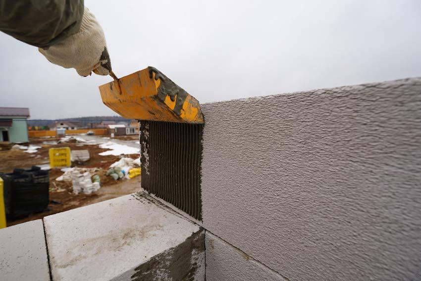 Изображение 3 – Возведение стен, монтаж перемычек