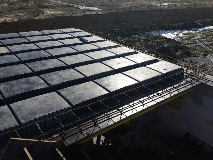 Изображение 4 – Перекрытие первого этажа. Подготовительный этап